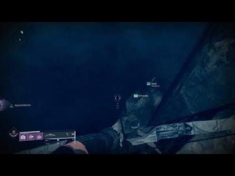Destiny 2. When you don't have a Titan/warlock