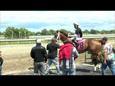 video thumbnail for MONMOUTH PARK 6-14-19 RACE 4