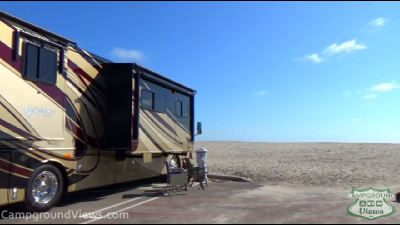 california full hookup camping