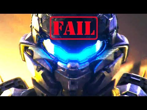 Halo Club - Did 343 FAIL with Agent Locke? TV Show SCREWED, and Battle Royale
