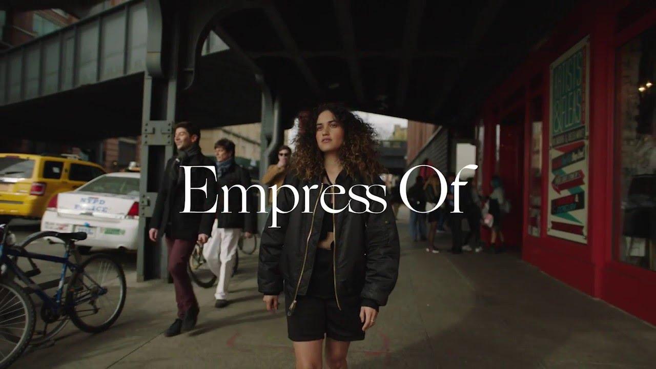 Empress Of: Google Play Live at The Milk Jam Room
