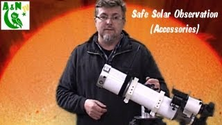 Safe Solar Observation (Accessories)