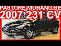 4K PASTORE Nissan Murano SE 2007 Preto AT6 AWD 3.5 V6 24v 231 cv 32,4 kgfm 203 kmh #MURANO