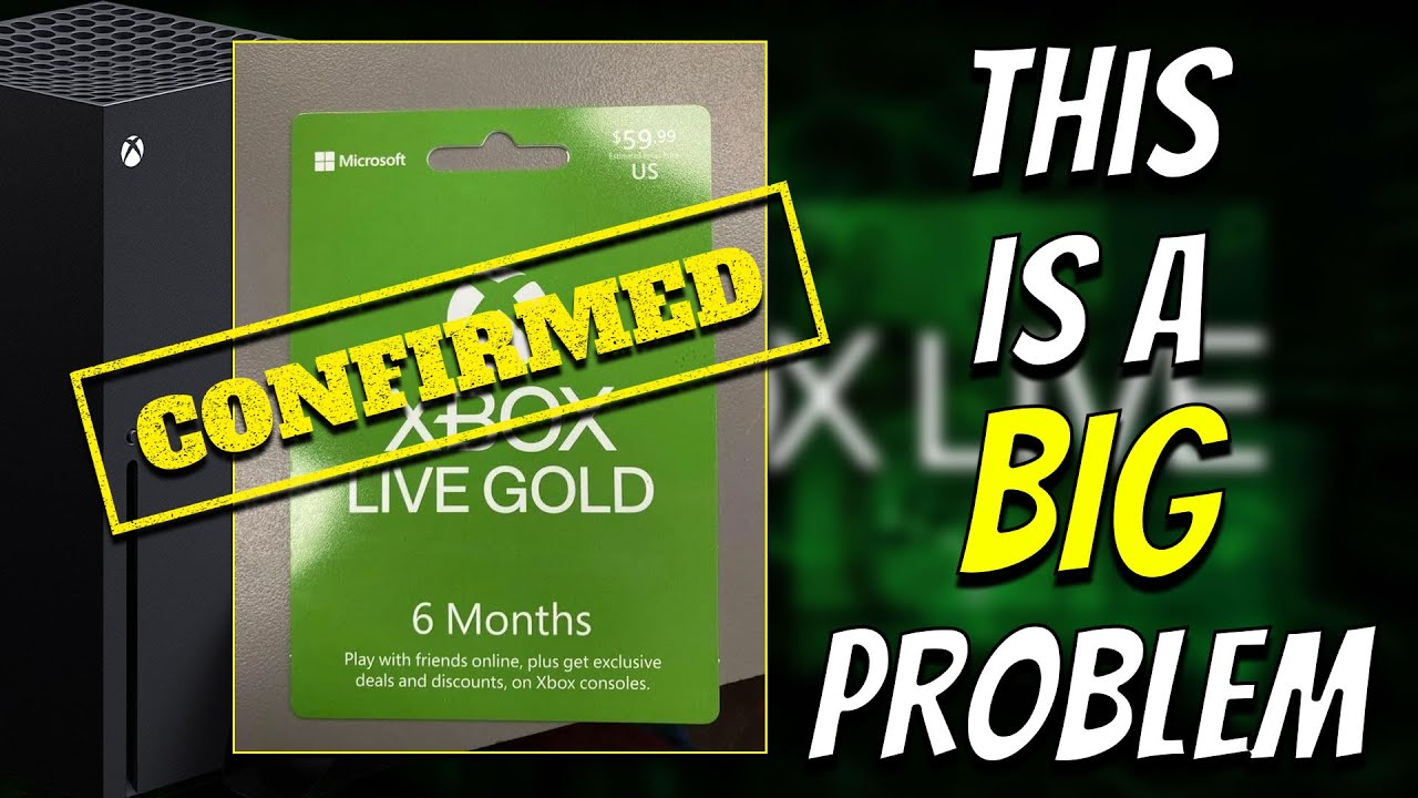 Xbox Live Gold is getting a big price hike