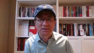 姜维平对郭文贵6月13日报平安视频及时做了点评。