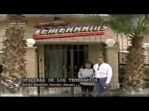 Un recorrido por dentro de lo que un día fueron las oficinas de Los  Temerarios - YouTube