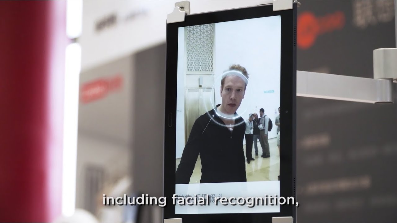 Download Unmanned AI Retail Store at Lenovo Tech World 2018