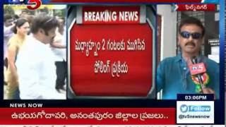 We're Very Happy with Polling | Naresh about Maa Elections : TV5 News