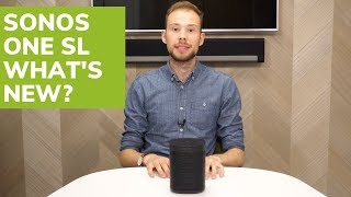 Sonos One SL: How it's different to the Sonos One