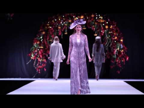 Joyce Young Catwalk, The Scottish Wedding Show October 2014