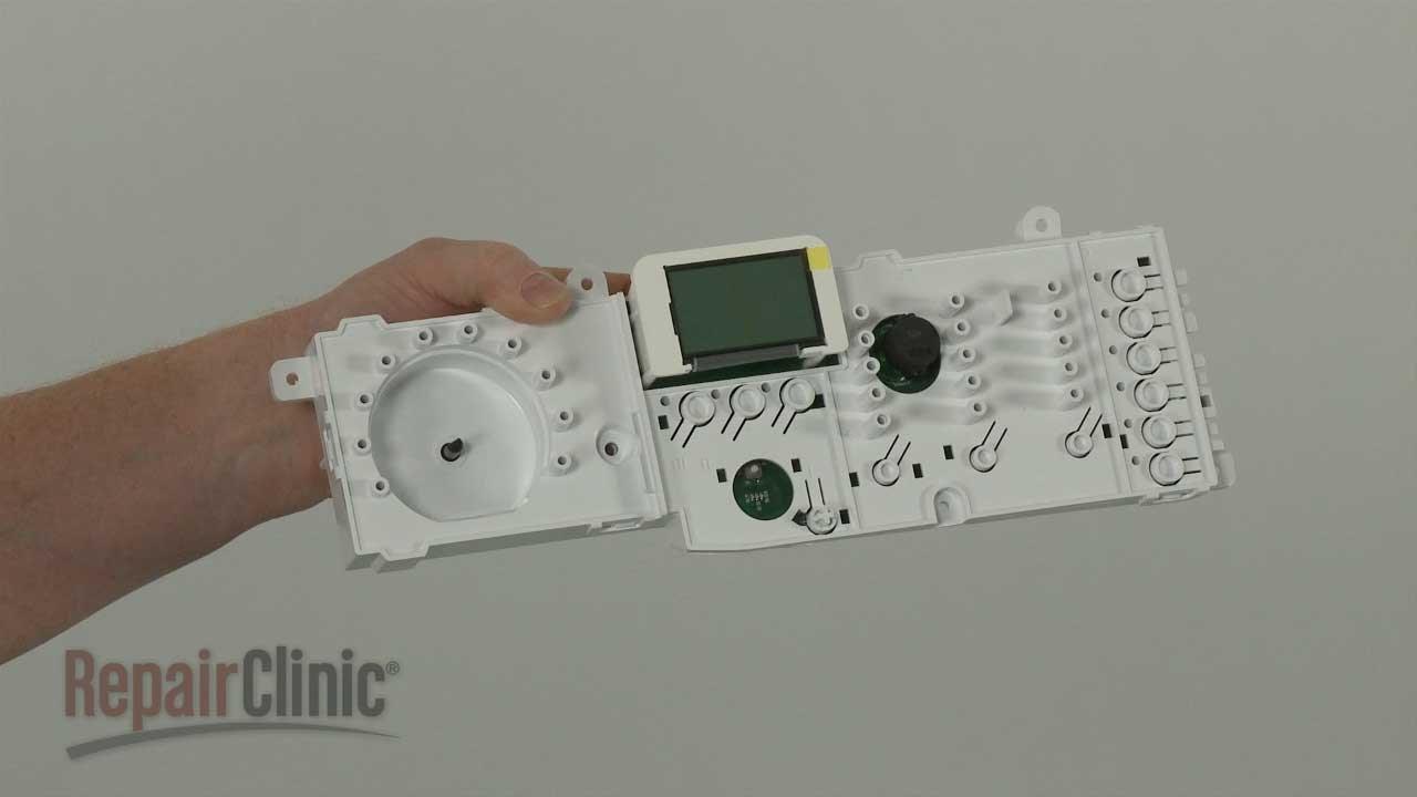 Frigidaire 136007545 Controls