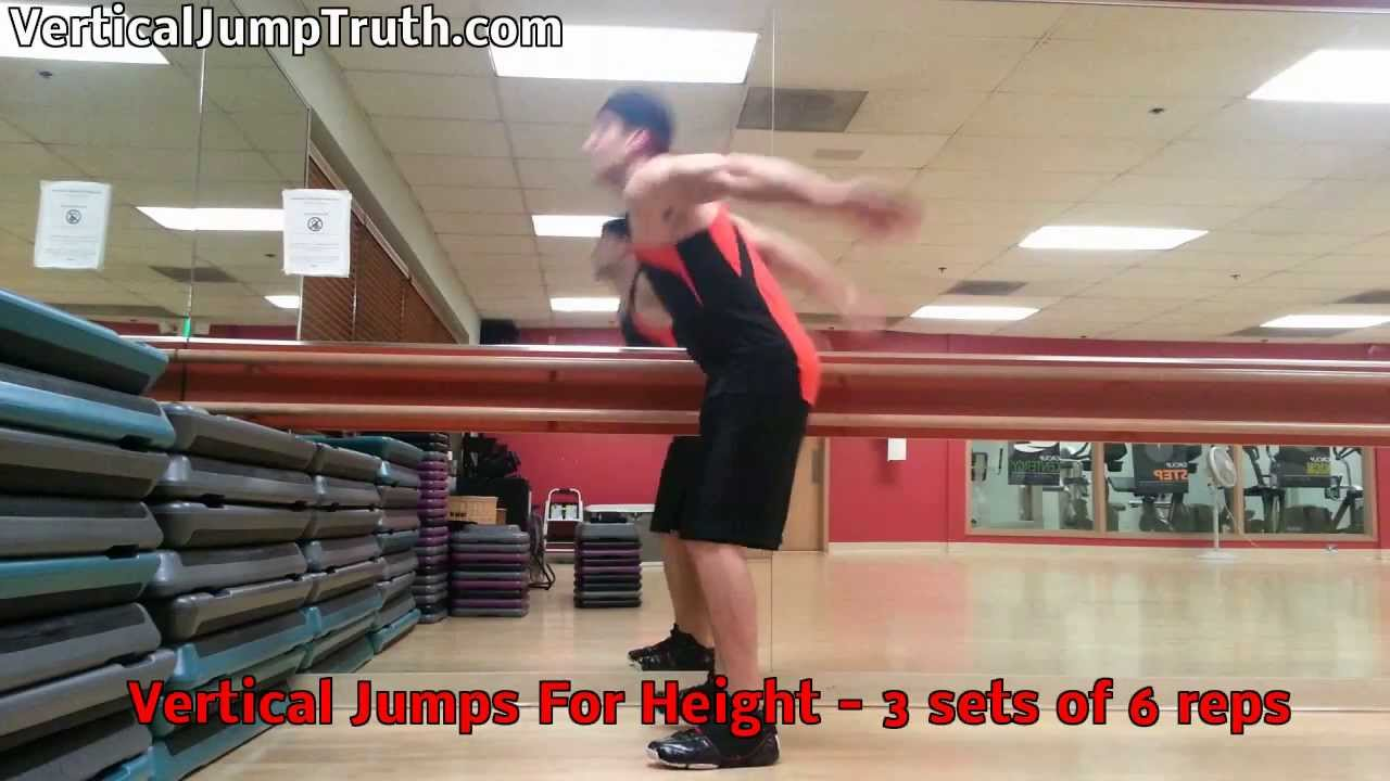 How To Instantly Jump Higher And Dunk With This Vertical Workout You
