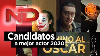 Camino al Oscar: Los nominados a mejor actor