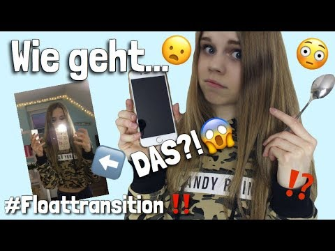 MUSICAL.LY FLOATING PHONE TRANSITION😱😳 // Looskanal