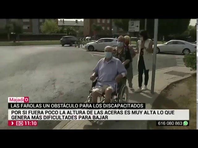 Toño (91 años) y María, la pareja del Carralero (Majadahonda) que se hace famosa en TV: su denuncia