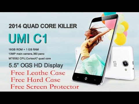 Reviews On UMI C1 Android 4.4 SmartPhone