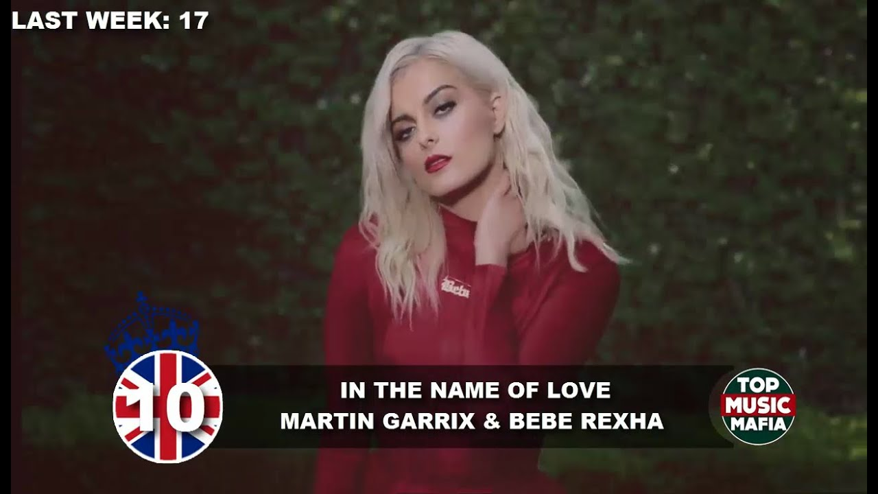 Download Top 10 Songs of The Week - September 17, 2016 (UK BBC CHART)