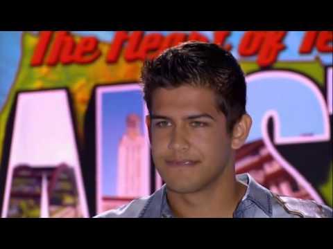 Spencer Lloyd ~ Never Gone ~ American Idol 2014 Auditions, Austin (HD)