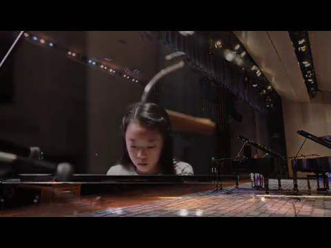 2017 US Open Music Competition - Winners Concert - Vienna Guo