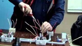 Реальный пример как раньше делали электропроводку.(, 2013-05-31T18:53:42.000Z)