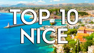 ✅ TOP 10: Things To Do In Nice