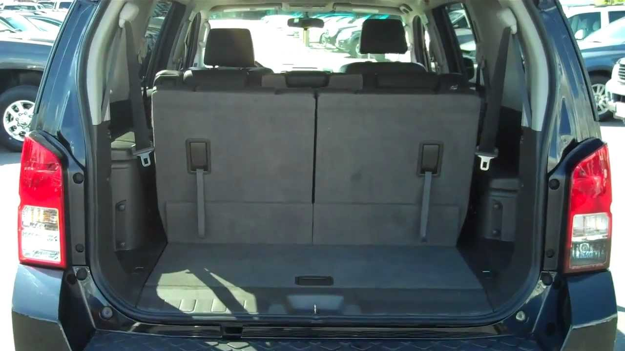 2009 nissan pathfinder youtube vanachro Images