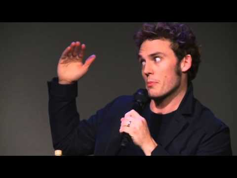 Sam Claflin: The Quiet Ones Interview