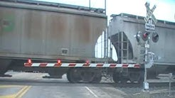 Railfanning: Columbus, OH (CSX hoppers)