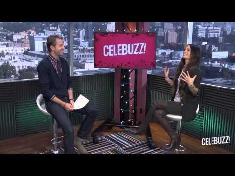 Burn Notice's Gabrielle Anwar In Studio Interview