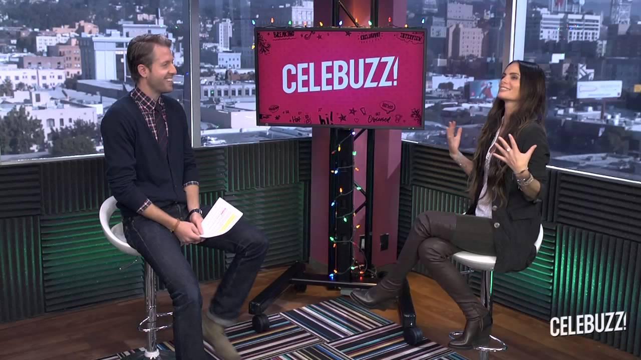32da10322e1 Burn Notice s Gabrielle Anwar In Studio Interview - YouTube