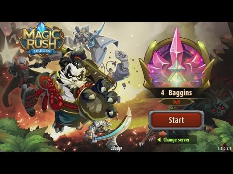 Magic Rush: Heroes Android Gameplay