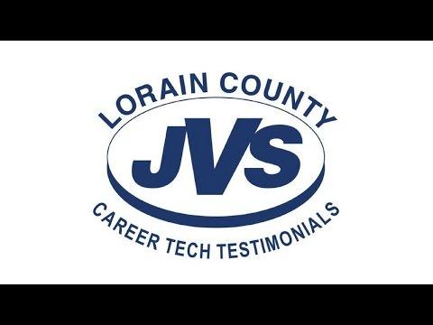 Lorain County JVS Career Tech Testimonial-04-04-17