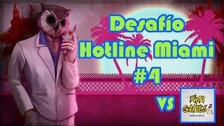 Desafío Hotline Miami #4 - Capítulos 5 y 6