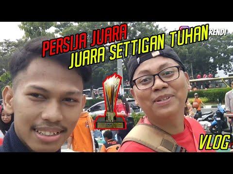 VLOG | Juara Settingan Tuhan, Persija Jakarta vs Mitra Kukar Mp3
