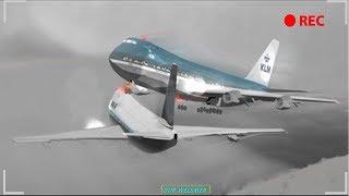 4 Acidentes Fatais de Aviões Capturados em Videos