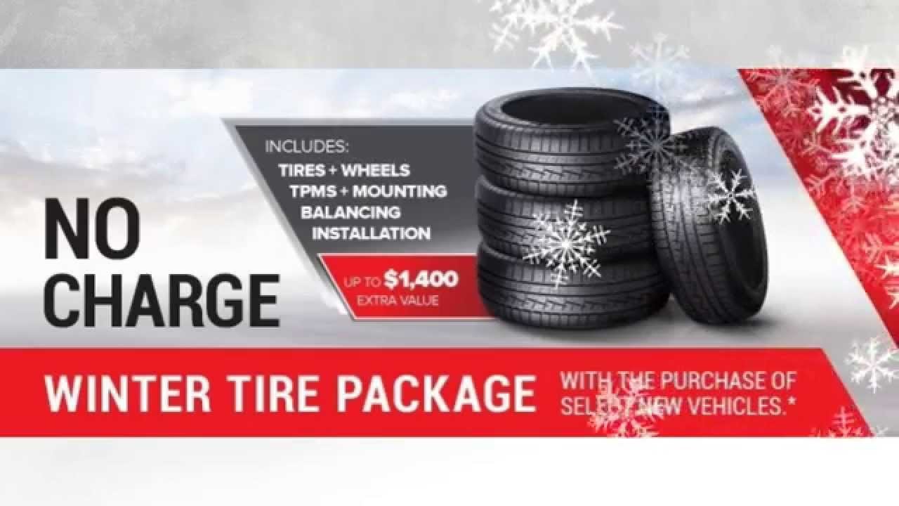 Winter tires are available for a wide variety of vehicles, so you can ride safely in winter no matter what you drive. Some models are available with the ability to add winter tire studs to enhance traction on ice.