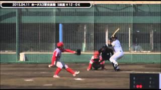 2015.4.11 ソフトバンク 幸山一大 HR