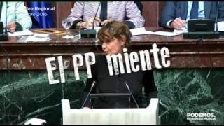 María Giménez se lo explica al PP sobre pobreza energética e hídrica