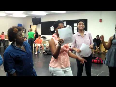 ATLANTA Final Auditions callbacks