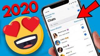 ¡TRUCO 2020! WhatsApp ESTILO IPHONE 11 Pro en Android   Funciona en CUALQUIER TELÉFONO CELULAR