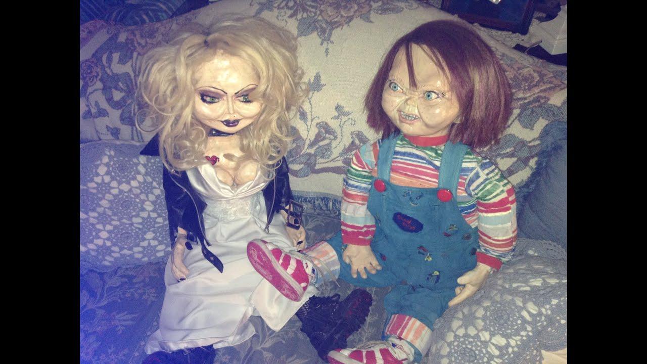 Lifesize Bride Of Chucky Tiffany Doll Handmade Custom
