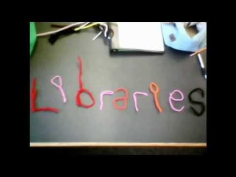 Teens Need Libraries