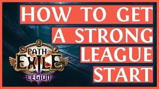 10 Path of Exile Starter Tips For A Strong League Start (2019)