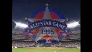 1995 MLB All-Star Game - NL 3, AL 2, 7/11/1995, ABC-TV Part Two