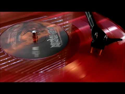 """Iced Earth """"Raven Wing"""" from Incorruptible Red Vinyl Edition"""