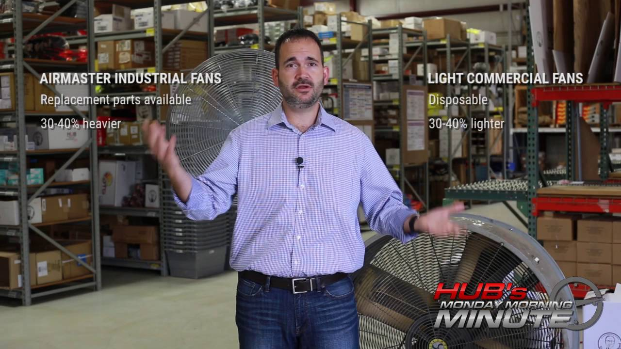 AirMaster Fans - YouTube on