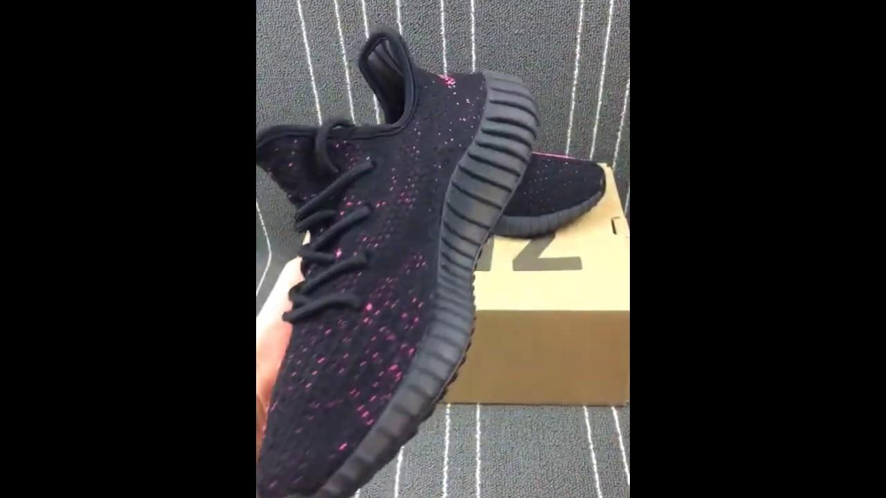 Adidas Yeezy Boost 350V2 CP9676 - YouTube fe486b7fd