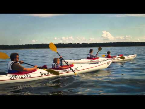 Water tourism in Estonia