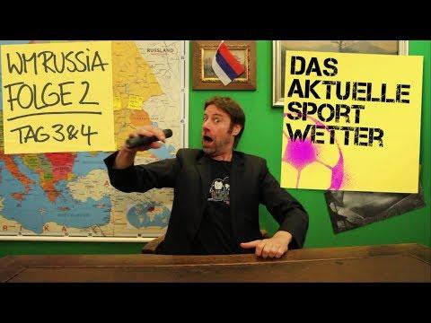 Sportwetter zur WM | Folge 2 |  Brazil vs Schweiz, Germany vs Mexiko & 4 Fußballwetten | 15.06.2018