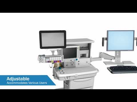 See GCX medical mounting solutions in action